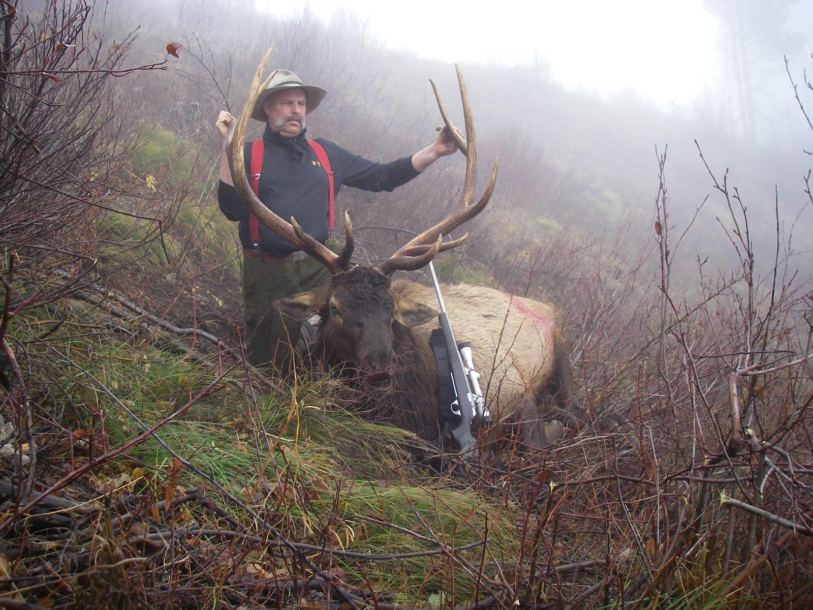 Elk-slide-Moose Creek-Meeker - 2007 069